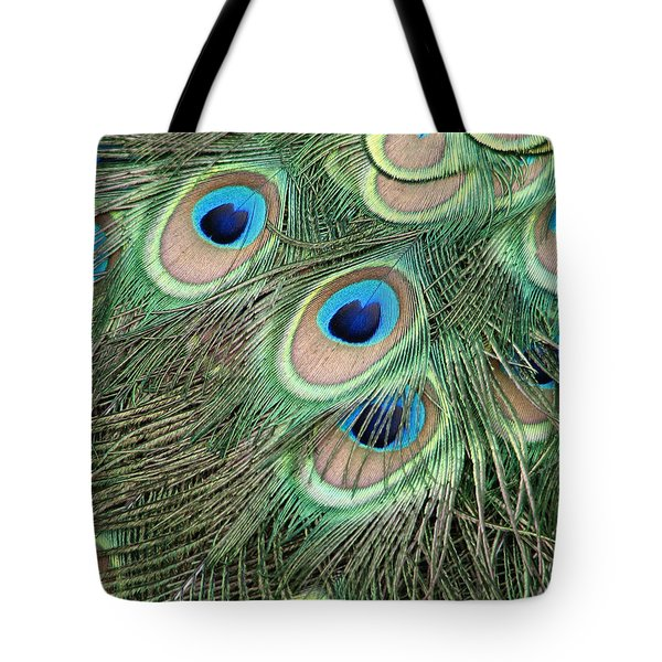 Those Danger Eyes Tote Bag