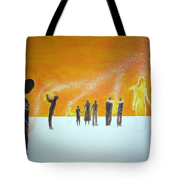 Those Who Left Early Tote Bag