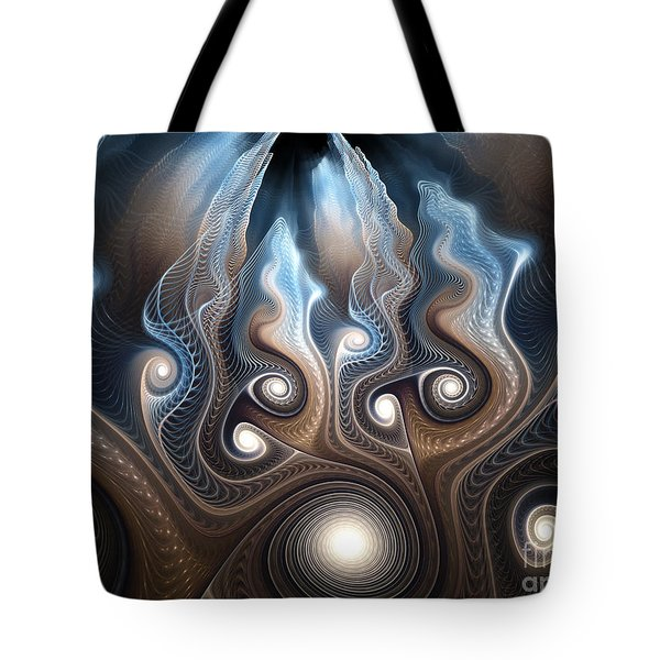 Thought Forms Tote Bag