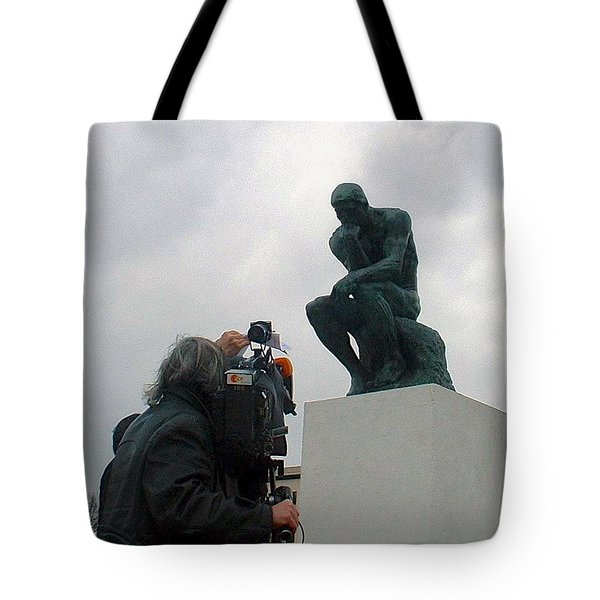 Thought Picture Tote Bag