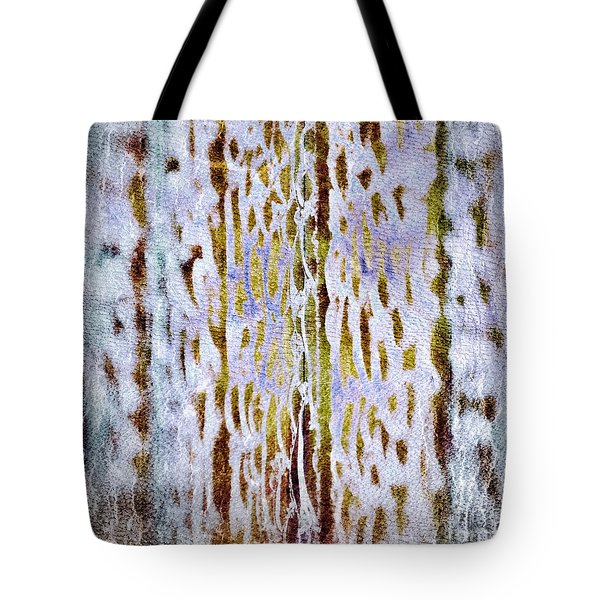 Tote Bag featuring the digital art Thoughts Of Afar by Darla Wood