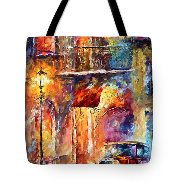 Thoughts Of My Ancestors  Tote Bag by Leonid Afremov