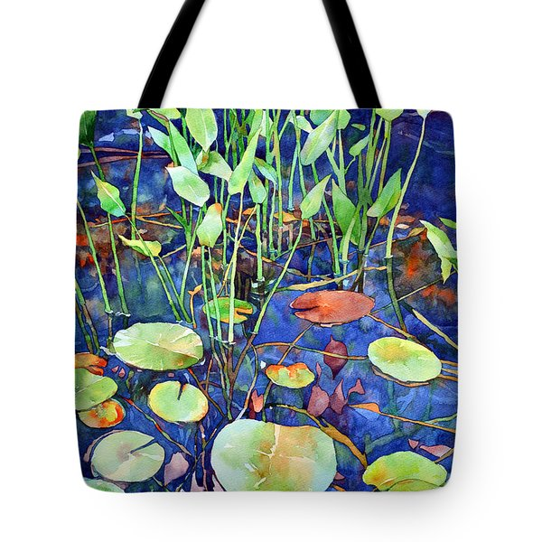 Thoughts Turn To Spring Tote Bag