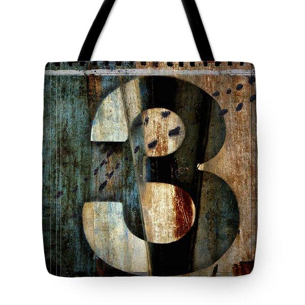 Three Along The Way Tote Bag