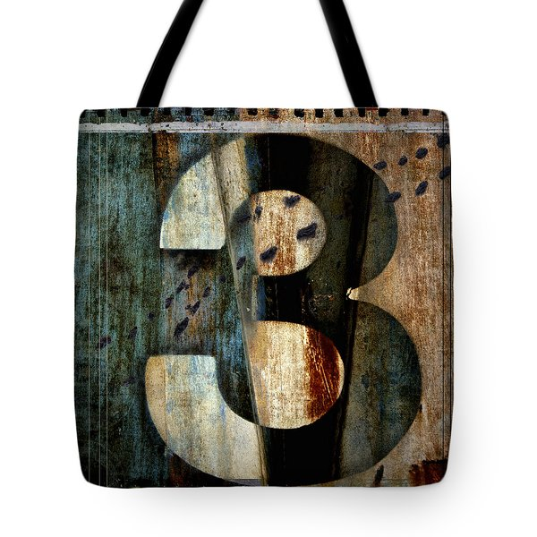 Three Along The Way Tote Bag by Carol Leigh