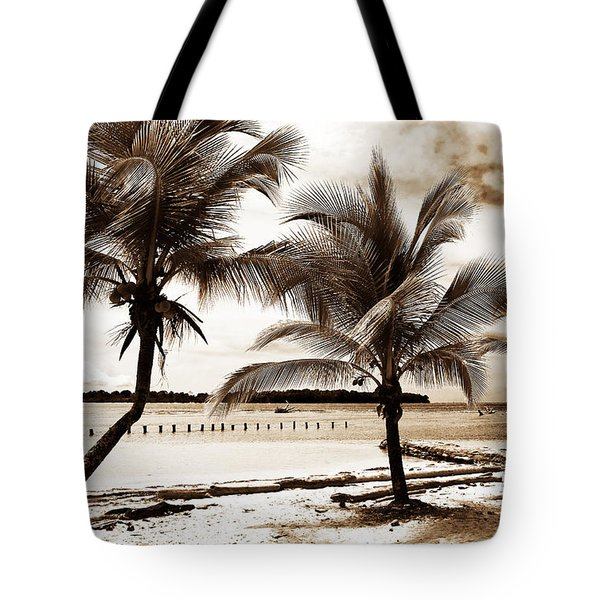 Three At Drago Tote Bag by John Rizzuto