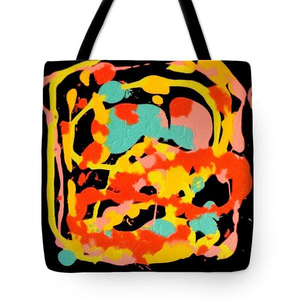Three Carnival Tote Bag