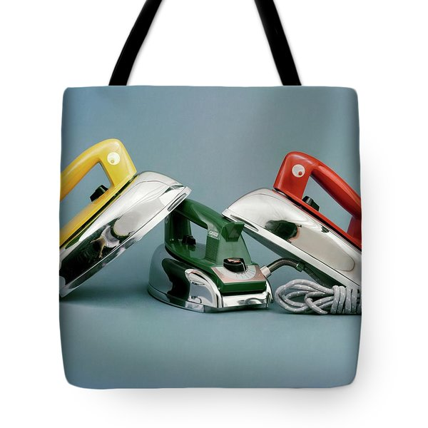 Three Irons By Casco Products Tote Bag