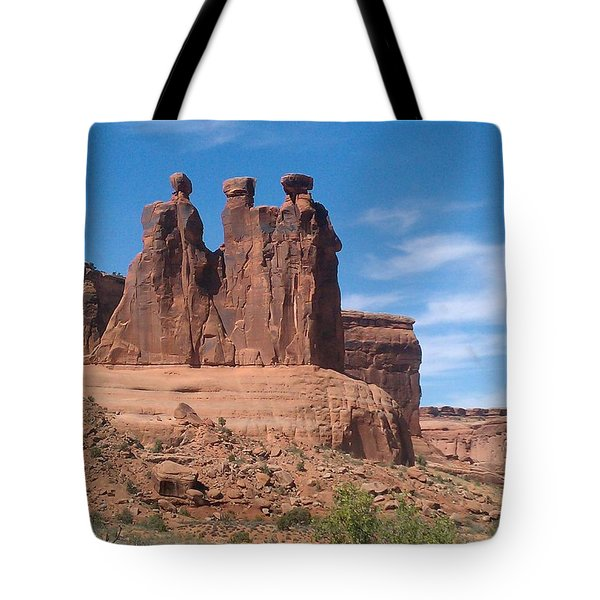 Three Kings Tote Bag