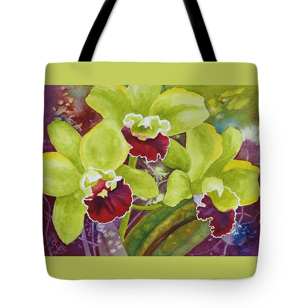 Three Ladies Tote Bag