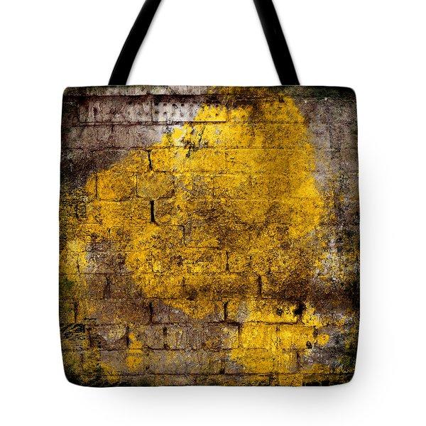 Three Moods Of Modern I Tote Bag by Brett Pfister