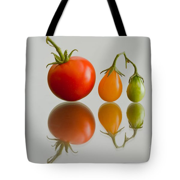 Tote Bag featuring the photograph Three Of The Kinds by Jonathan Nguyen