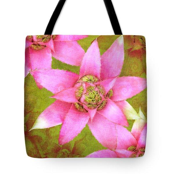 Three Pink Ladies Tote Bag