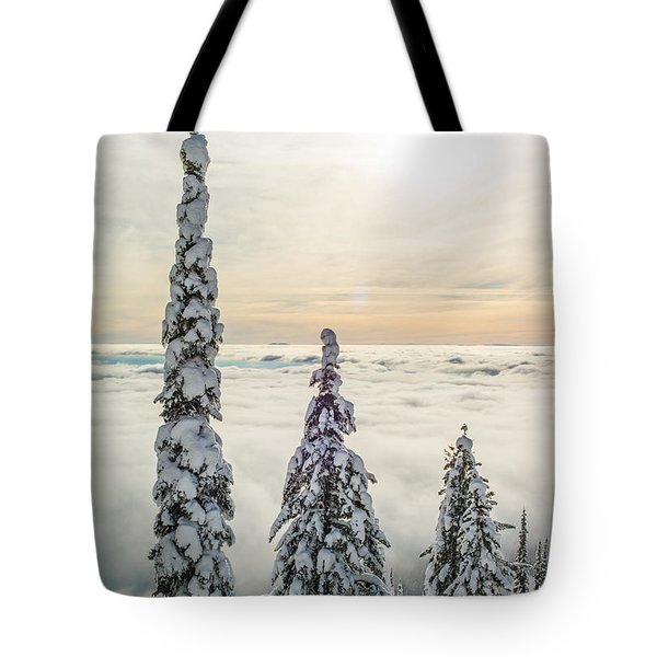 Three Wise Men Tote Bag