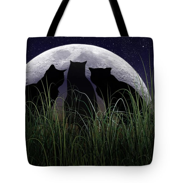 Threefold Tote Bag by Brian Wallace