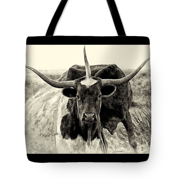 Three's A Crowd Tote Bag by Bill Kesler