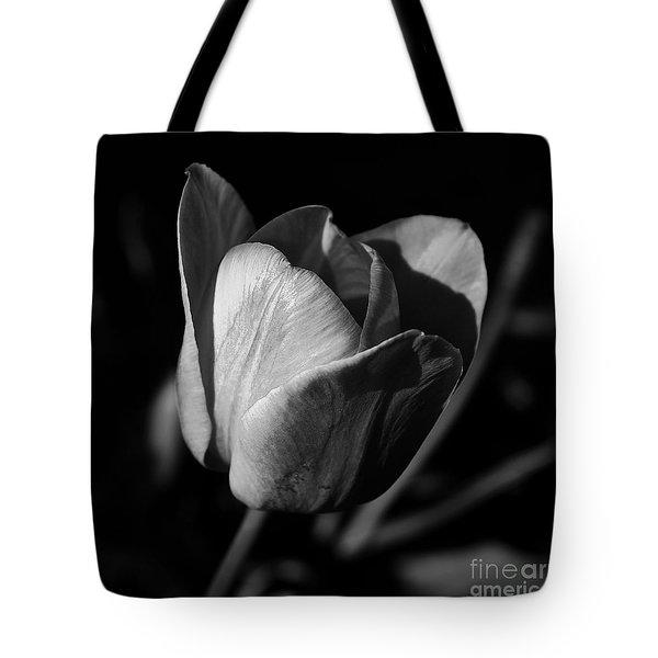 Threshold - Monochrome Tote Bag