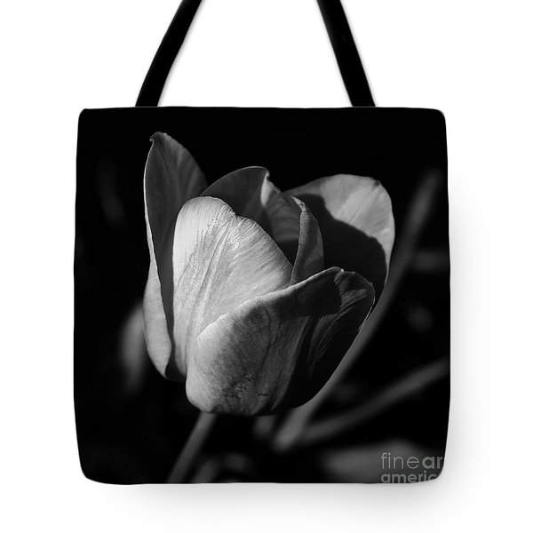 Threshold - Monochrome Tote Bag
