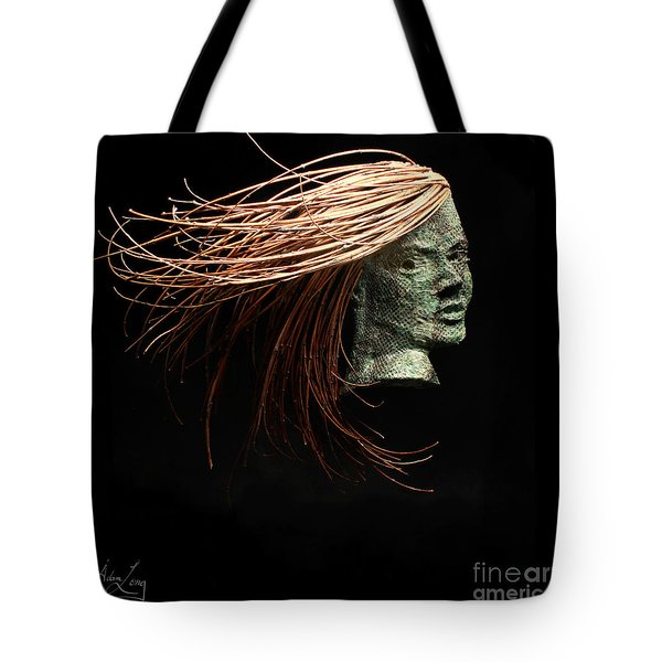 Thrill Tote Bag by Adam Long