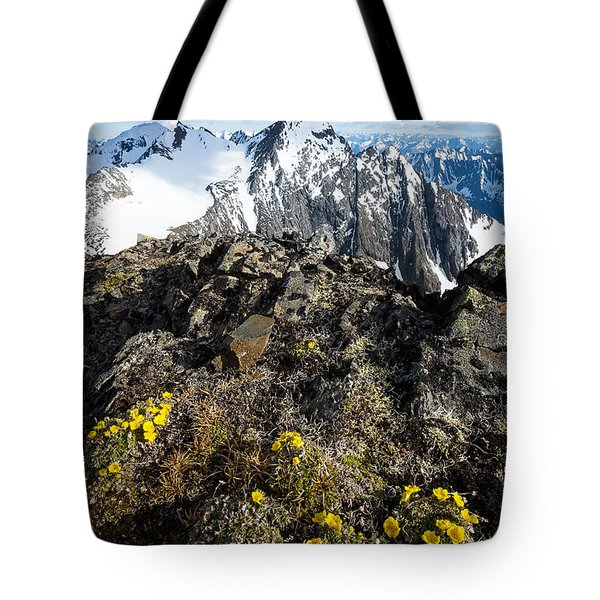 Thriving In Adversity Tote Bag