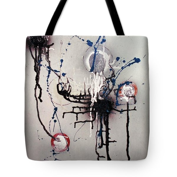 Through Mezcal Soaked Eyes Tote Bag