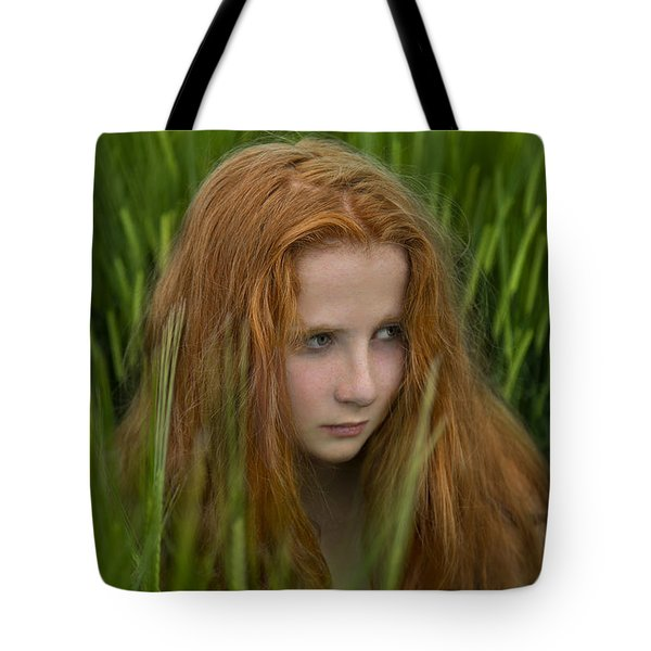 Through The Fear Tote Bag