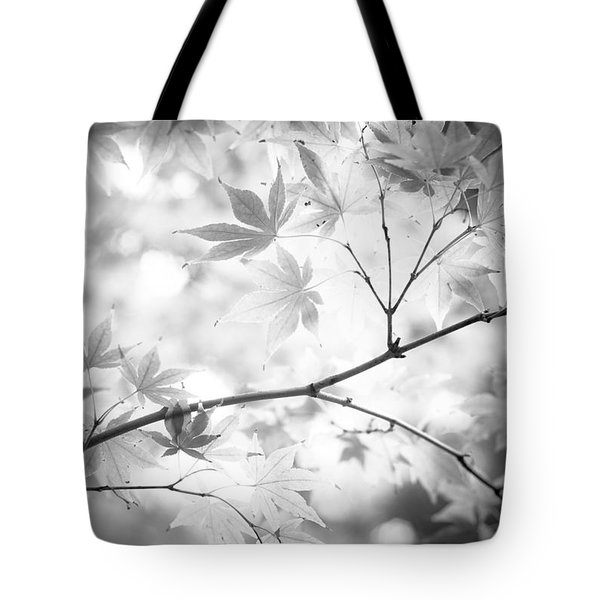 Through The Leaves Tote Bag by Darryl Dalton