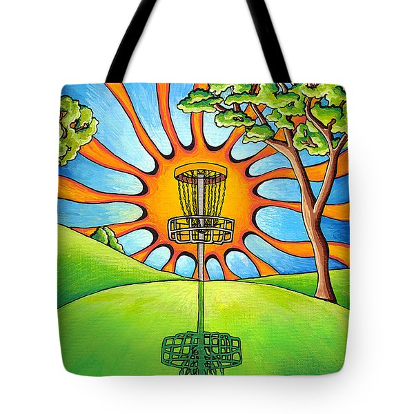 Throw Into The Light Tote Bag
