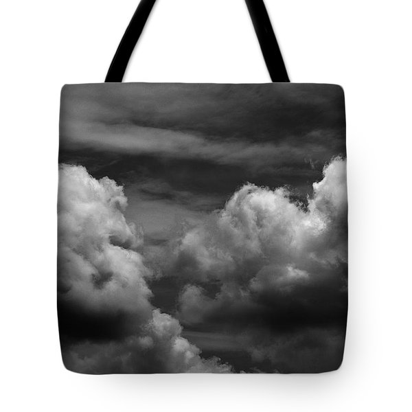 Thunder Clouds Tote Bag
