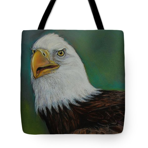 Thunder Tote Bag by Jean Cormier