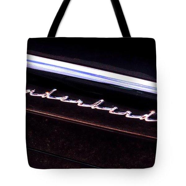 Thunderbird 14757 Tote Bag