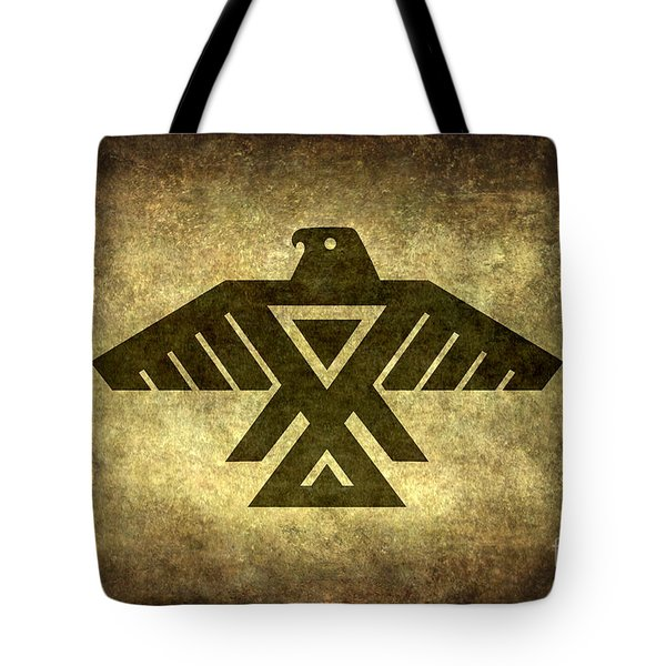 Thunderbird Tote Bag by Bruce Stanfield