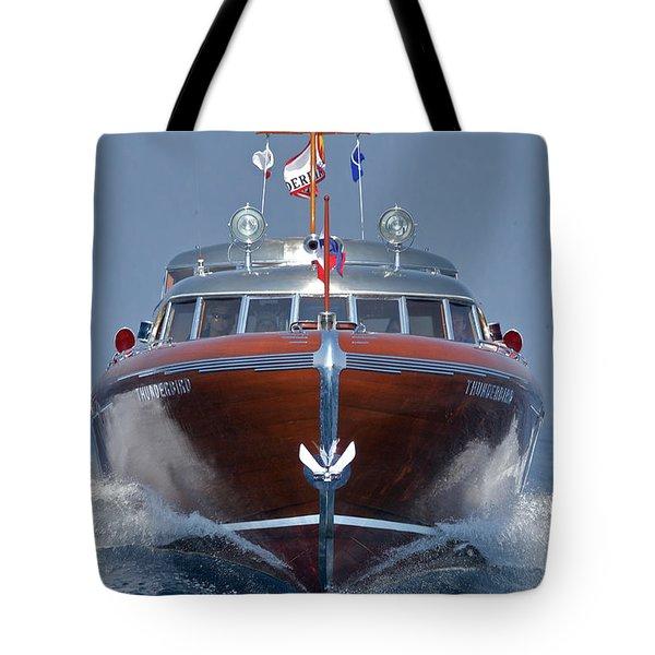 Thunderbird Yacht Tote Bag