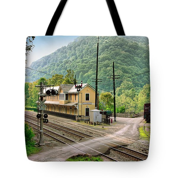 Thurmond After The Rain Tote Bag