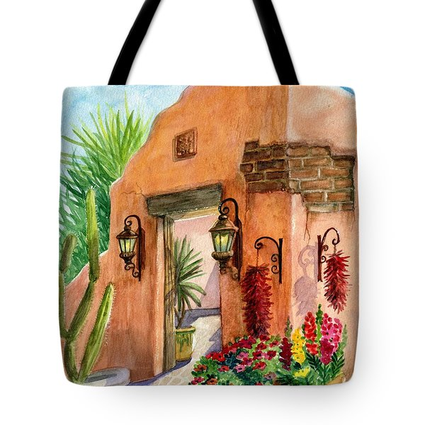 Tia Rosa Time Tote Bag