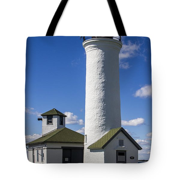 Tibbetts Point Lighthouse Tote Bag
