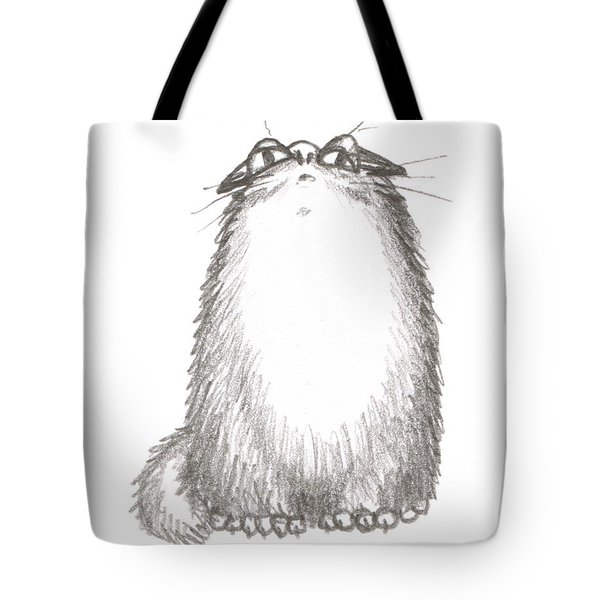 Tibby Anxious Tote Bag