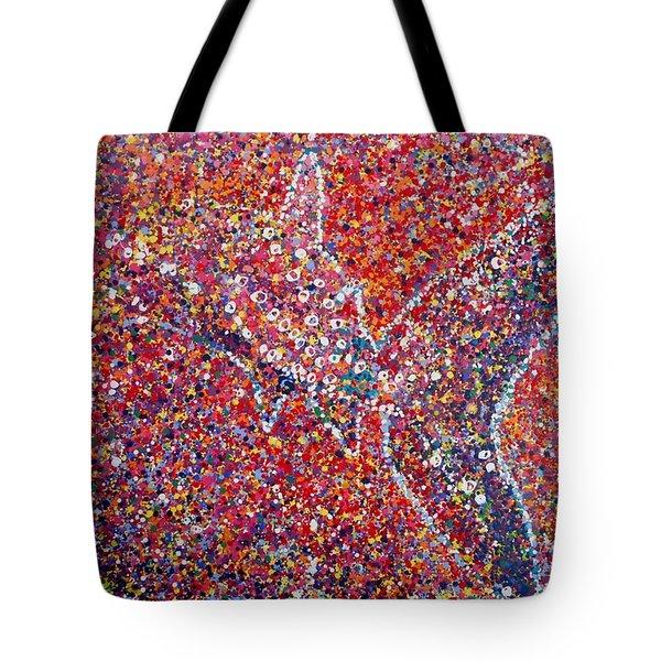 Tiburon- Large Work Tote Bag