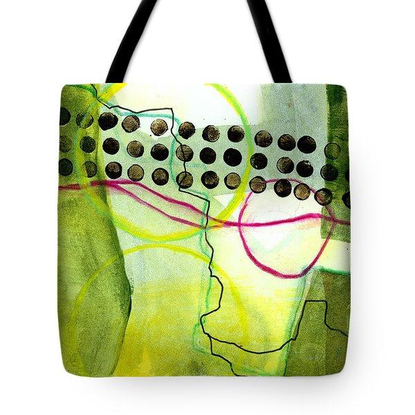 Tidal 14 Tote Bag by Jane Davies