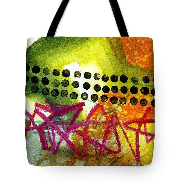 Tidal 15 Tote Bag by Jane Davies