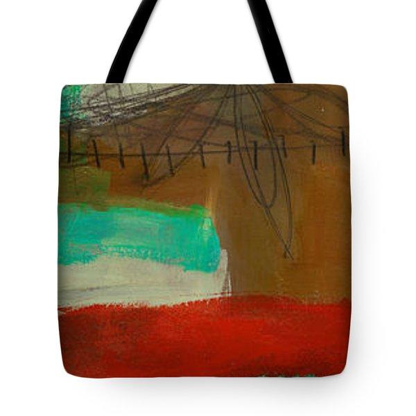 Tidal Current 3 Tote Bag