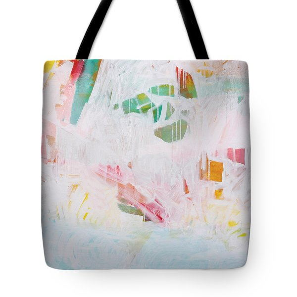 Tote Bag featuring the painting Tidal Wash  C2012 by Paul Ashby