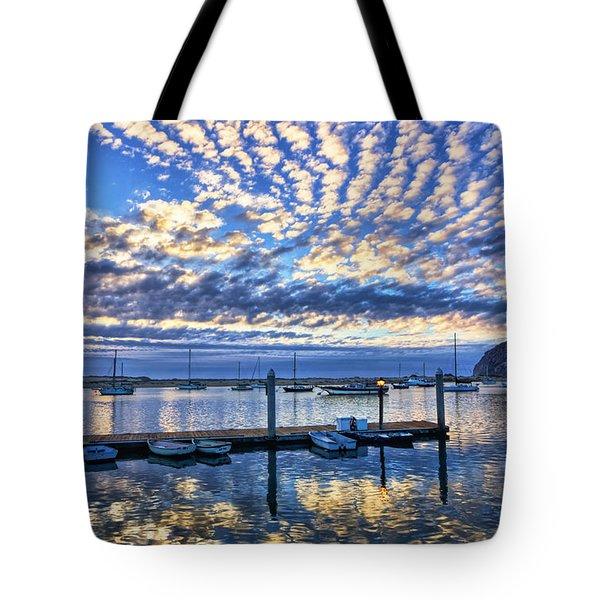 Tidelands Park Reflections Tote Bag
