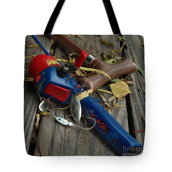 Tote Bag featuring the photograph Ties That Bind by Peter Piatt