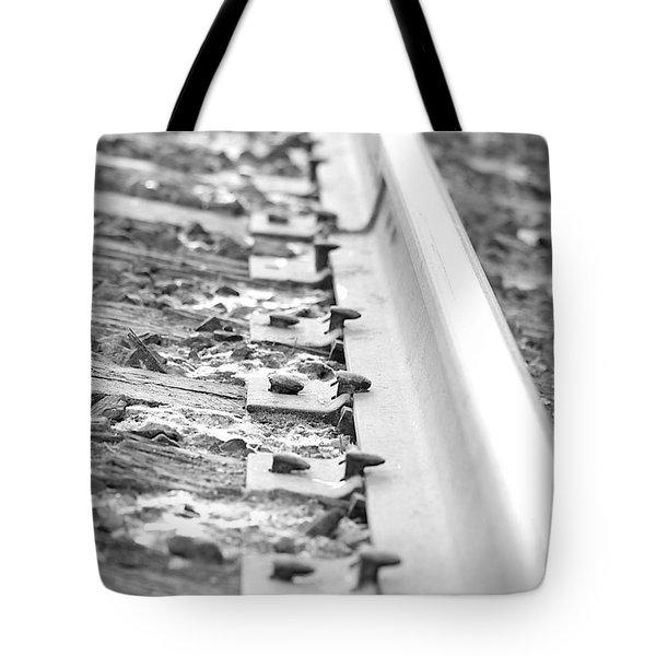Ties That Bind Us Tote Bag by Lisa Knechtel