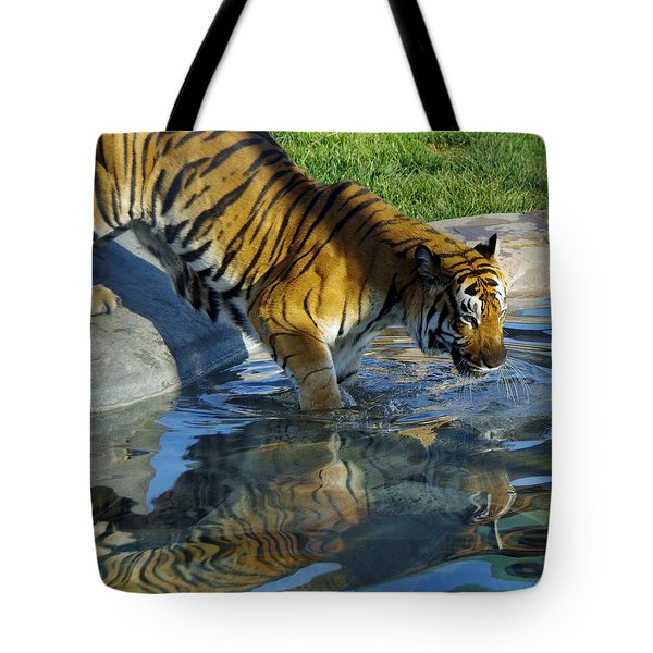Tiger 1 Tote Bag