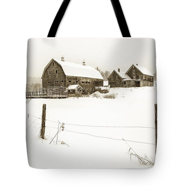 Till Dawn Farm Tote Bag