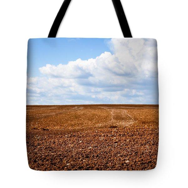 Tilled Earth Tote Bag
