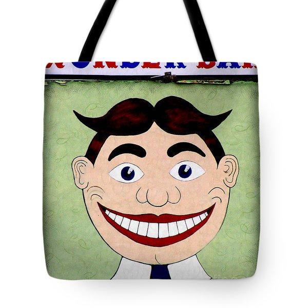 Fun Face Tote Bag