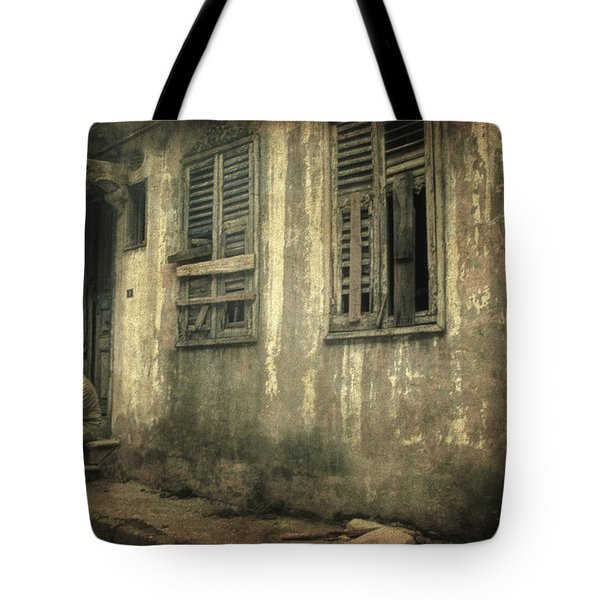 Time Beyond Time Tote Bag by Taylan Apukovska
